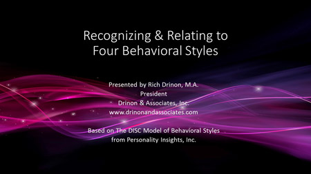 02.-Recognizing-and-Relating-to-Four-Behavioral-Styles